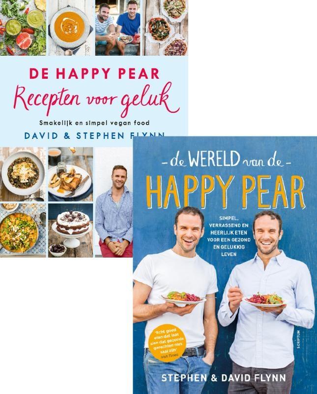 David Flynn, Stephen Flynn,Combipakket De Wereld van de Happy Pear & De Happy Pear Recepten voor geluk