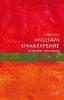 Wells, Stanley, ,William Shakespeare: A Very Short Introduction