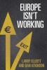 D. Atkinson,Europe Isn't Working