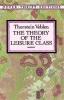 Thorstein Veblen,Dover Thrift Edition