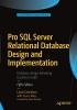 Davidson, Louis,Pro SQL Server Relational Database Design and Implementation
