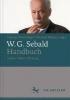 Claudia Ohlschlager,   Michael Niehaus,W.G. Sebald-Handbuch