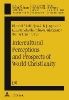 ,Intercultural Perceptions and Prospects of World Christianity