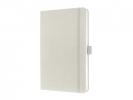 Jn507 ,Notitieboek jolie sense a5 hardcover line wit