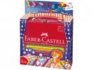 ,kleurset Faber-Castell 24-delig