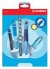 ,<b>Giftpack STABILO Easyergonomics Experts blauw links</b>