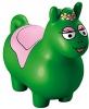 ,Barbapapa: Skippy paard Barbabella - Groen