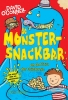 <b>David  O`Connell</b>,De Monstersnackbar en de Pizza der Duisternis