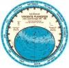 R.J.  Walrecht,Vakantie planisfeer voor Zuid Europa (40 N)