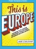 <b>Mark  Schalekamp</b>,This is Europe