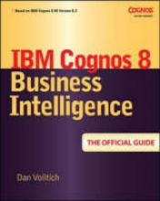 Volitich, Dan IBM Cognos 8 Business Intelligence