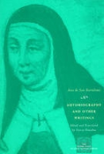 Bartolome, Ana Autobiography and Other Writings