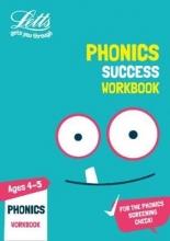 Letts KS1 Phonics Ages 4-5 Practice Workbook