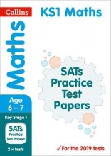 Collins KS1 KS1 Maths SATs Practice Test Papers
