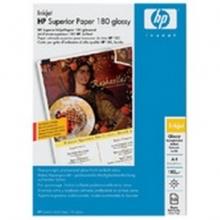 Inkjetpapier HP C6818A A4 glans brochure en flyer 50vel