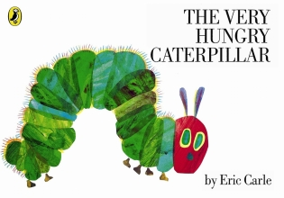 Eric,Carle Very Hungry Caterpillar