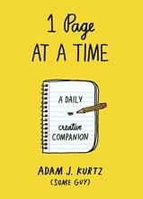 Adam J. Kurtz 1 Page at a Time