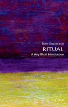 Barry Stephenson Ritual: A Very Short Introduction