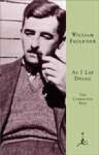 Faulkner, William As I Lay Dying