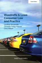 Woodroffe, Geoffrey Woodroffe & Lowe`s Consumer Law and Practice