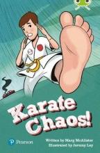 Margaret McAllister Bug Club Lime Plus A Karate Chaos!
