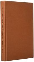 M. Wynn Thomas The Lunar Light of Whitman`s Poetry