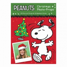 Peanuts Christmas Photo Props