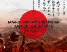 Martin, Michael J. Japanese Military and Civilian Award Documents, 1868-1945