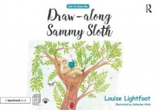 Louise Lightfoot Draw Along With Sammy Sloth