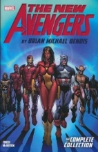 Brian Michael Bendis New Avengers By Brian Michael Bendis: The Complete Collection Vol. 1