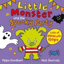 Goodhart, Pippa Little Monster and the Spooky Party