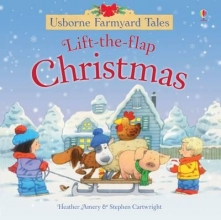 Amery, Heather Farmyard Tales Lift the Flap Christmas