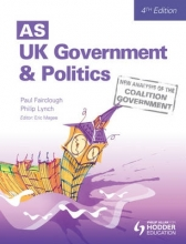Fairclough, Paul AS UK Government and Politics