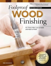 Masaschi, Teri Foolproof Wood Finishing