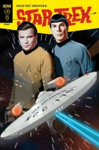 Wood, Dick Star Trek Gold Key Archives 1