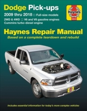 Editors of Haynes Manuals Dodge Pick-Ups 2009 Thru 2018 Haynes Repair Manual
