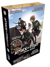 Isayama, Hajime Attack on Titan 18 [With DVD]