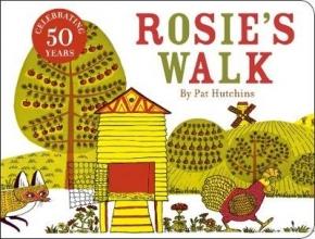 Hutchins, Pat Rosie`s Walk