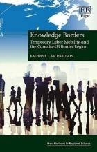 Richardson, Kathrine E. Knowledge Borders