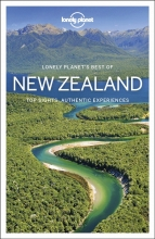 Brett Atkinson Lonely Planet  Tasmin Waby  Monique Perrin, Lonely Planet Best of New Zealand