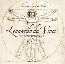 Rosalind Ormiston Leonardo da Vinci: Masterworks