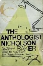 Baker, Nicholson Anthologist