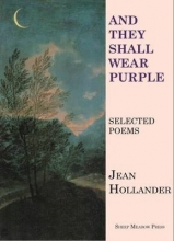 Hollander, Jean And They Shall Wear Purple
