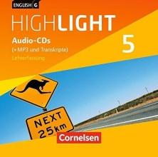English G Highlight 5: 9. Sj. HAS/2 CDs