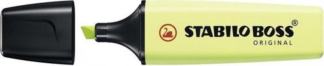 , Markeerstift stabilo boss 70/133 pastel snufje lime