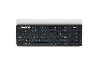, Toetsenbord Logitech K780 Qwerty zwart
