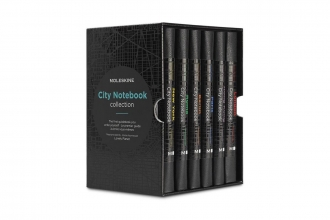 , Moleskine City Notebook Collector Box
