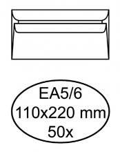 , Envelop Quantore excellent bank EA5/6 110x220 120gr wit