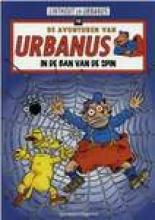 Willy  Linthout De avonturen van Urbanus In de ban van de spin