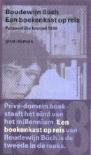 Boudewijn  Buch Een boekenkast op reis (POD)